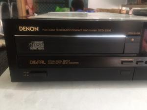 Bán chuyên CD denon 3300 hàng bải từ Nhật về