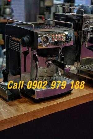 Cần thanh lý máy pha cà phê Wellhome WPM 210 tại TPHCM.