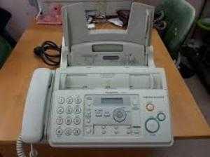 Máy Fax Panasonic KX-FP711, sản xuất tại...