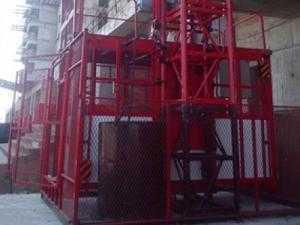 Cho Thuê Vận Thăng Chở Hàng 750kg