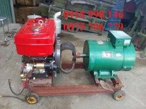 Hà phân phối máy phát điện đầu nổ D6, D8, D15, D20, D24, D30 Trung Quốc