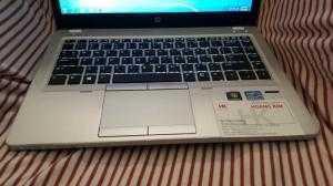 HP Elitebook Folio 9470M -i7 3687U,4G,256G SSD,14inch hd+,Full option