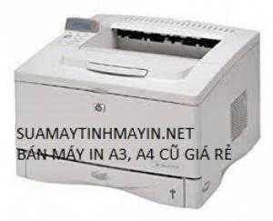 Máy in A3 cũ HP 5100 (Lan network)