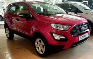 Ford Ecosport Ambiente 1.5L MT 2018