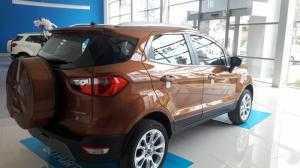 Ford Tây Ninh bán Ford Ecosport Tintanium 2018 allnew, giá ưu đãi kèm quà tặng