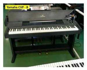 Đàn Piano điện Yamaha Clavinova CVP-8