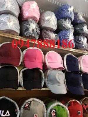 Mũ lưỡi trai các mầu bán buôn, mũ du lịch, sự kiện giá rẻ