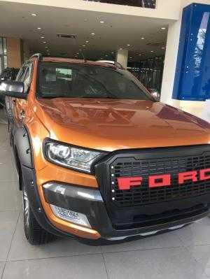 Bất Ngờ Lớn Xe Ford Ranger 2018 Được Độ Thêm Cho Động Cơ,Thêm Tính Năng Mới