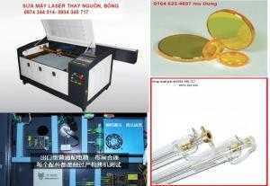 Sửa máy Laser chuyên nghiệp - Linh kiện thay thế giá gốc