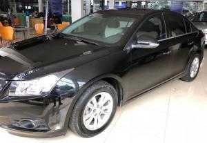 Chevrolet Cruze 2014 MT màu đen