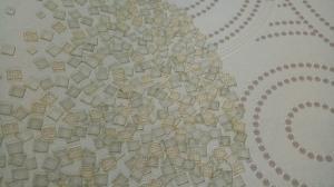 Vải sợ dán tường sợi thủy tinh Hoa văn  - Vision 168-78