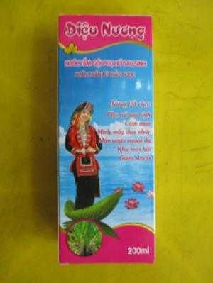 Nước Tắm thảo dược Diệu Nương dành cho phụ nữ sau khi sinh rất tiện , dễ sử dụng bán tại quận 5