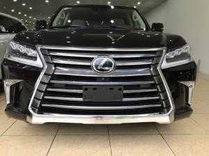 Lexus LX570 Mỹ màu đen sản xuất 2016, xe đẹp đủ đồ