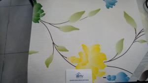 Vải dán tường sợi thủy tinh hoa văn  VISION 168-65