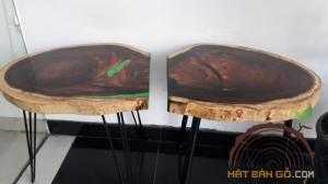 2018-03-22 21:05:51  3  Mặt bàn gỗ Me Tây đổ epoxy 1,700,000