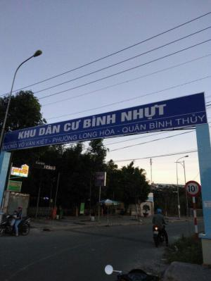 2018-03-22 21:19:39 Bán Nền Khu Dân Cư Bình Nhựt (12,8ha) Đường Võ Văn Kiệt 1,600,000,000
