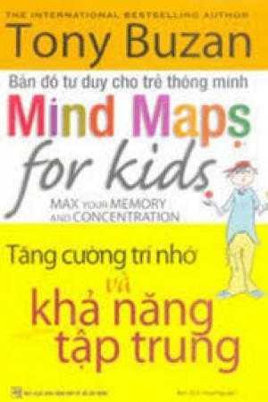 2018-03-22 21:29:05 Tăng cường trí nhớ và khả năng tập trung-Bản đồ tư duy cho trẻ thông minh 73,800