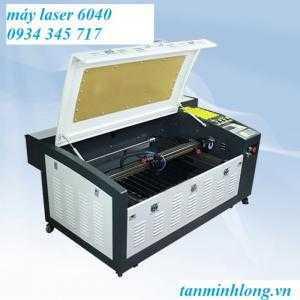 Máy Laser 6040, 6090 khắc trên mọi vật liệu phi kim