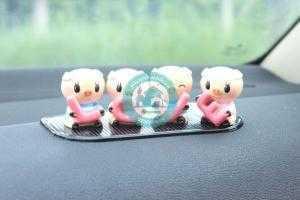 Bộ 4 Tượng Heo Love NDX3037