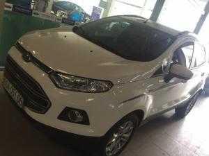 Bán Ford Ecosport titanium sx 2016 màu trắng