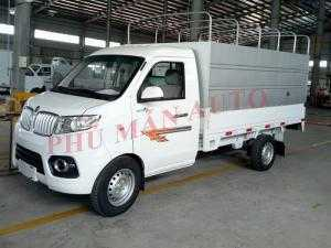Xe tải DongBen nhỏ T30 có máy lạnh tiết kiệm nhiên liệu