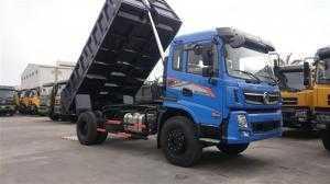 Xe tải ben 7,8 tấn Trường Giang cầu dầu,...