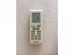 Remote Máy Lạnh Sanyo AQua Chính Hãng- Điều Khiển Máy Lạnh Sanyo Chính Hãng - Remote Máy lạnh Sanyo Chính Hãng