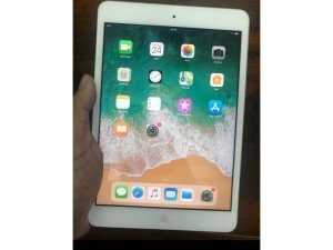 Ipad Mini 2 16gb wifi trắng 99%