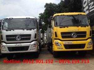 Xe tải Dongfeng Hoàng Huy YC310 4 chân/giò 17.9 tấn/18 tấn 2 cầu 2 zí
