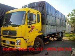 Bán xe tải Dongfeng B190 9.3 tấn máy Cummins, xe nhập khẩu nguyên chiếc, mới 100%