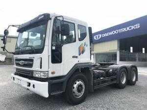 Đầu kéo Daewoo Novus Nhập khẩu 2017 Mới 100%