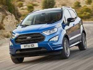 Tây Ninh bán xe Ford 5 chổ Ecosport 2018 mới nhất, giá rẻ nhất Ford 5 chổ.