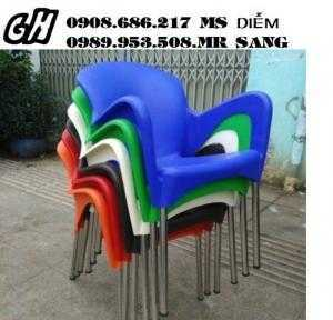 Bàn ghế cafe giá rẻ nhất hgh058