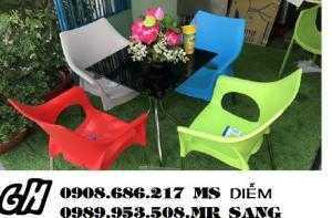 Ghế nhựa cao cấp giá rẻ nhất hgh076