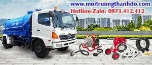 Thông cống nghẹt phường An Khánh Quận 2 chuyên nghiệp nhanh sạch gọn
