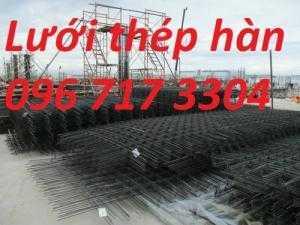 Lưới thép hàn chập D4 (200*200) giá rẻ nhất cho mọi công trình