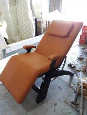 Ghế thư giản ghế nằm 02 | ghế đọc sách bằng gỗ giá rẻ