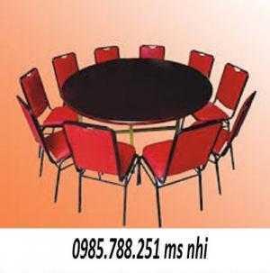 Bàn ghế nhà hàng giá rẻ nhất thị trường