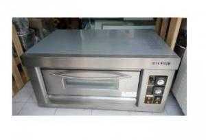 Lò nướng bánh 1 tầng 2 khay dùng gas Berjaya