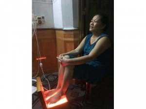 Đá muối massage giảm đâu nhức xương khớp