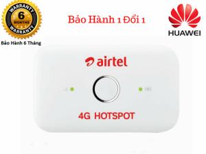 Bộ Phát Wifi 3G/4G Huawei E5573C Airtel Bảo Hành 6 Tháng 1 Đổi 1 - MSN181333