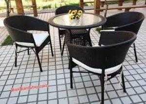 Chuyên sản xuất bàn ghế cafe giá rẻ h32