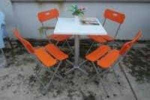 Bàn ghế cafe hgh78
