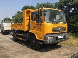 Xe tải ben 8 tấn Dongfeng Hoàng Huy tải 7,5T...