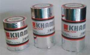 Giấy in nhiệt k57 nhãn hiệu Khami 100 Cuộn