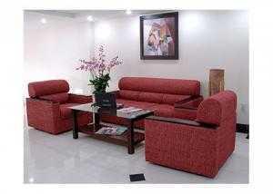 Sofa văn phòng phong cách hiện đại giá hạt giẻ HT02- Xưởng sản xuất sofa giá rẻ