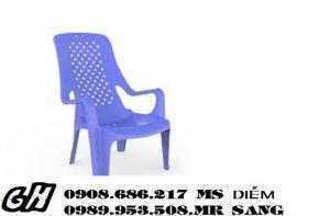 Ghế nhựa cafe  quán cóc h21