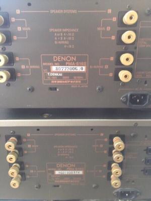 Bán chuyên Ampli Denon QS10II hàng bải tuyển chọn từ Nhật