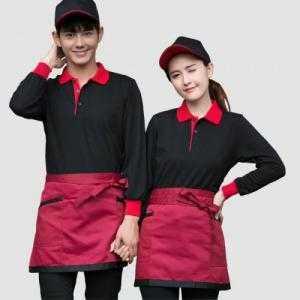 May đồng phục nhà hàng, cafe đẹp giá rẻ