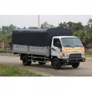 Xe tải 8 tấn HD800 nhập 3 cục trả trước 150 triệu giao xe.